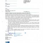 Certyfikat ZW1 Koleje Czeskie